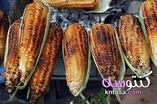 صور ذرة مشوية الذرة المشوية على الفحم طازجة ذرة مشوي الذرة الشامى المشوية على الفحم Kntosa Com 15 19 155 Food Corn Vegetables
