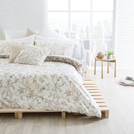 The Muse Savannah Quilt Cover Set