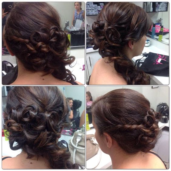Amazing #wedding #hair #upstyle ideas by the super talented Hair & Make-up by Kayla (Hills District, Sydney). Stunning!