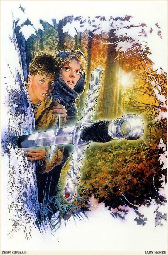 Ladyhawke (1985) Love this movie…love story.
