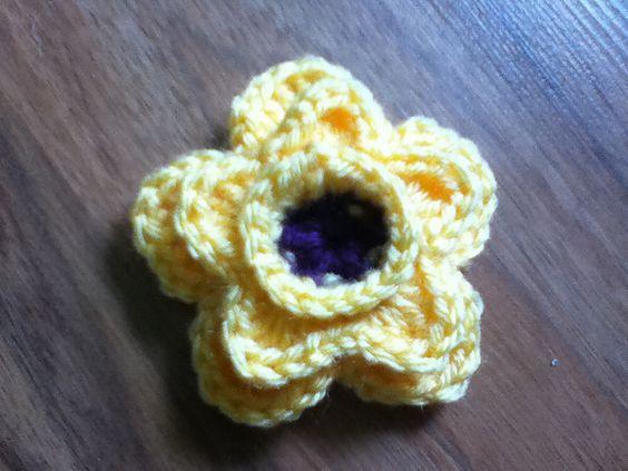 Ravelry: Tiered Crochet Pattern pattern by Kendise Pickering