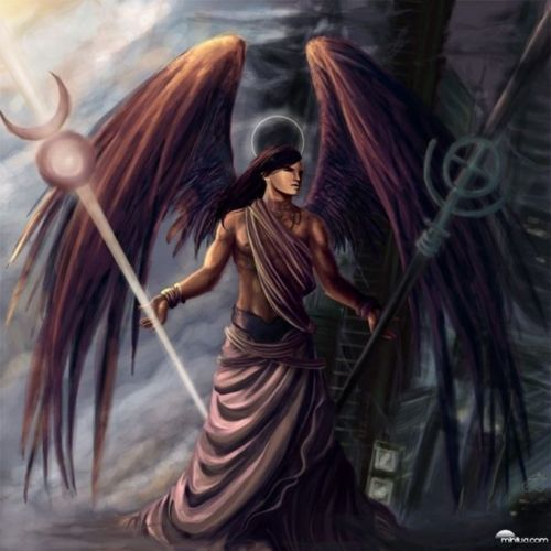 Knowing the God above Archangel Raziel: The Angel of Mysteries