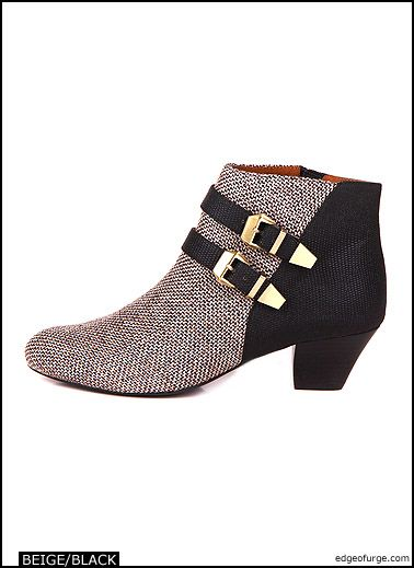 Wynette Booties by Jeffrey Campbell   Edge of Urge