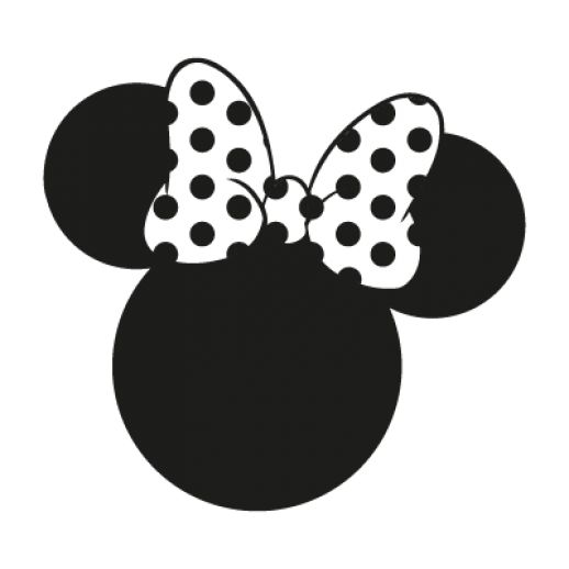 Minnie Mouse Vector | Minnie Mouse Disney logo Vector - AI ...