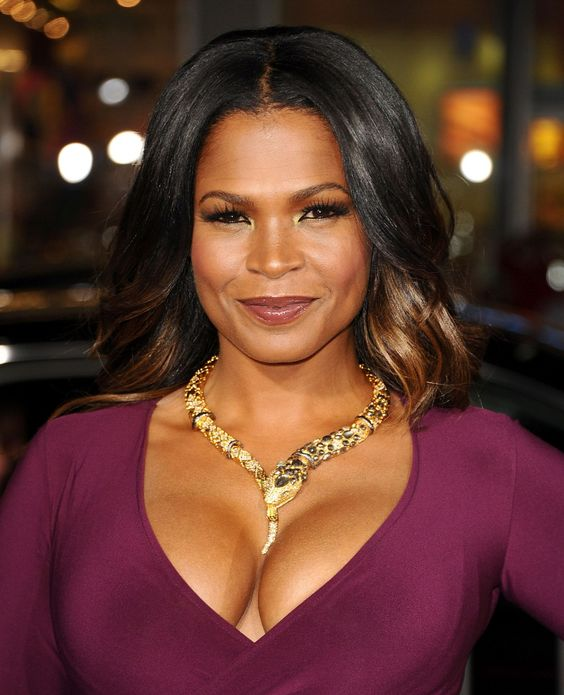 Nia Long is an American actress.
