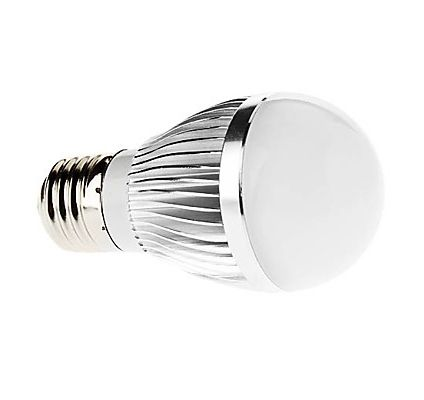 Ampoule LED 3WATTS 12V/24V Dimmable