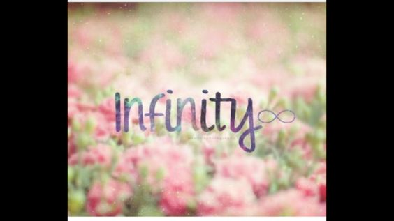 Infinity flower wallpaper