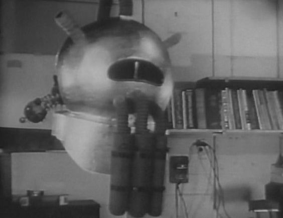 """Phantom From Space"" - W. Lee Wilder (1953)"