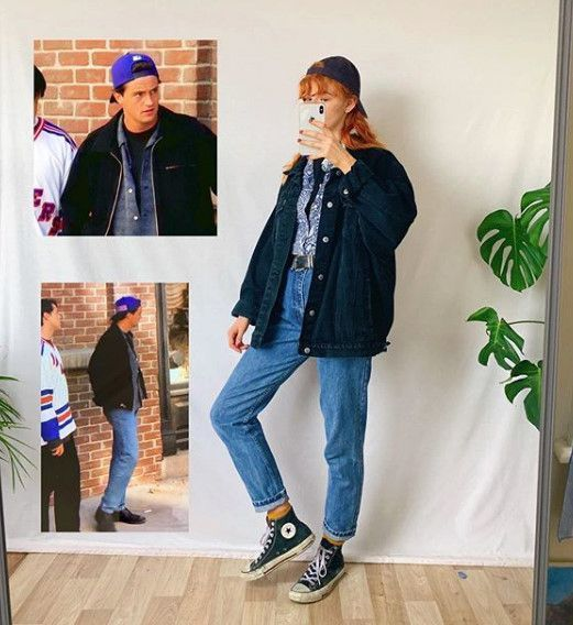 Pin By Kaycee Schroeder On Fashion In 2020 Retro Outfits 90s