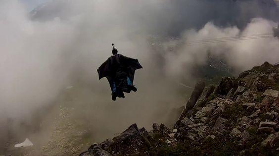 Lines #wingsuit