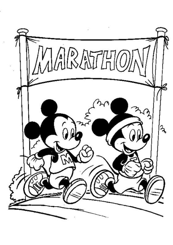 50 Disegni Di Topolino Da Colorare Pagine Da Colorare Disney Topolino Disegni