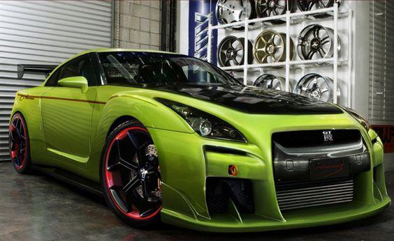 Custom Cars Custom Street Racing Cars Hd Wallpaper Download Hd