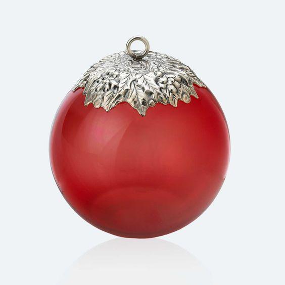 Buccellati - Christmas ball