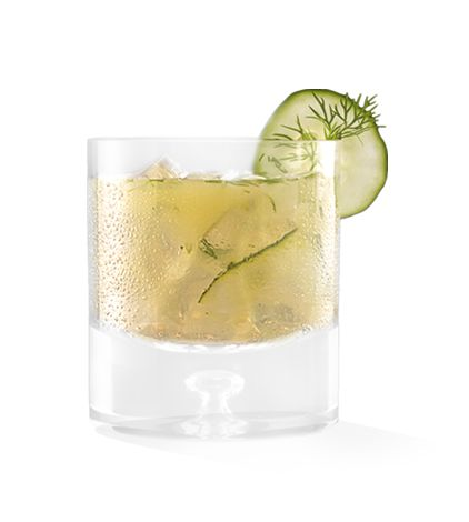 Enjoy The Ultimat Dill, made with Ultimat Vodka.