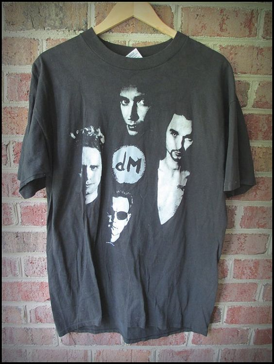 Vintage Deadstock Depeche Mode Songs of Faith by CharchaicVintage, $25.00