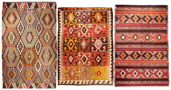 Le-Kilim-tapis-turc-par-excellenceA