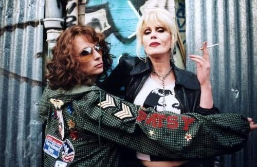 Ab Fab Absolutely Fabulous Poster Metal Sign Wall Art 8in X 12in