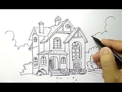 30 Gambar Kartun Rumah Tingkat Gambar Lukisan Rumah Banglo Cikimm Com Download Modern Archives Page 2 Of 2 Aneka Servis Lukisan Rumah Gambar Kartun Kartun