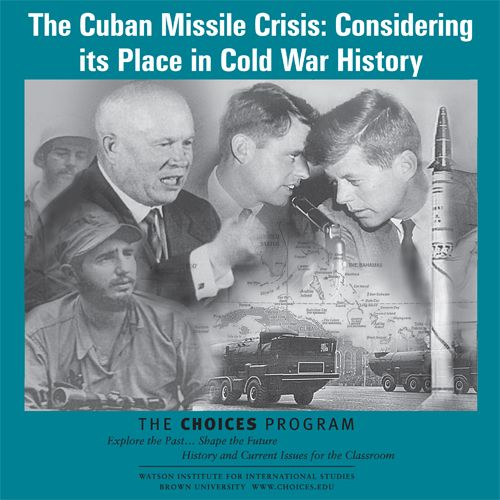 the cuban missile crisis 6 essay The cuban missile crisis essay 1292 words 6 pages in 1962 nuclear war seemed inevitable to the world, it was the first time nuclear war was hanging on a thread the cuban missile crisis presented a threat to the world, in which the ussr planted nuclear missiles on cuba america's response was to threaten launching nuclear missiles at.