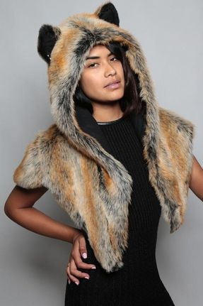 Spirithoods bring the adventurous Spirit of the wild into everyday life while helping to protect endangered animals. All Authentic Spirithoods are made in Los Angeles California, with .