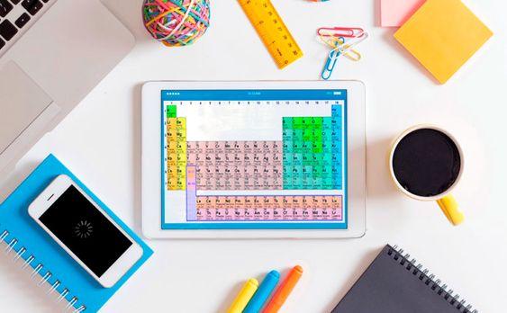 Resultado de imagen de tabla periodica elementos