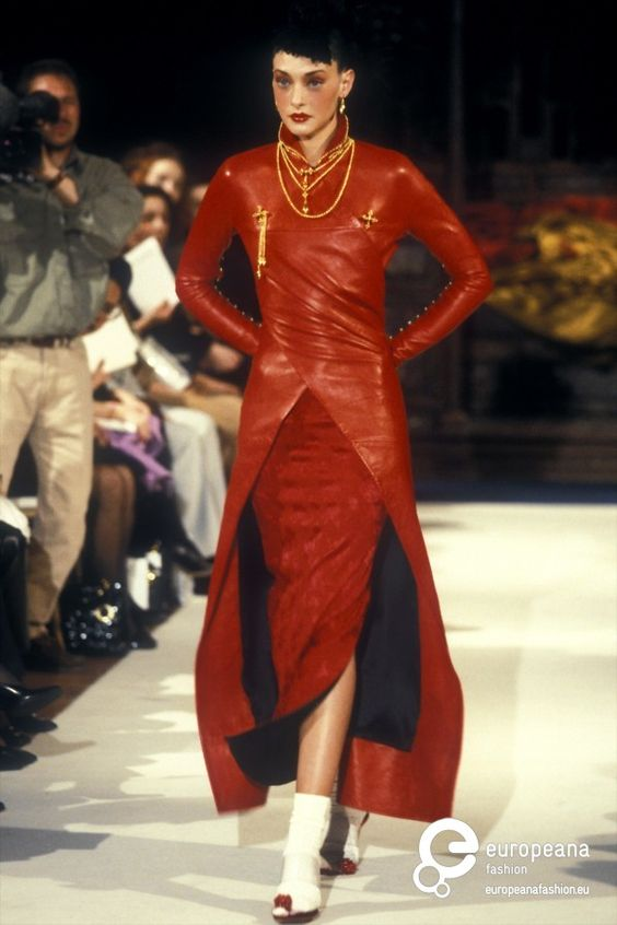 Christian Dior, Autumn-Winter 1997, Womenswear