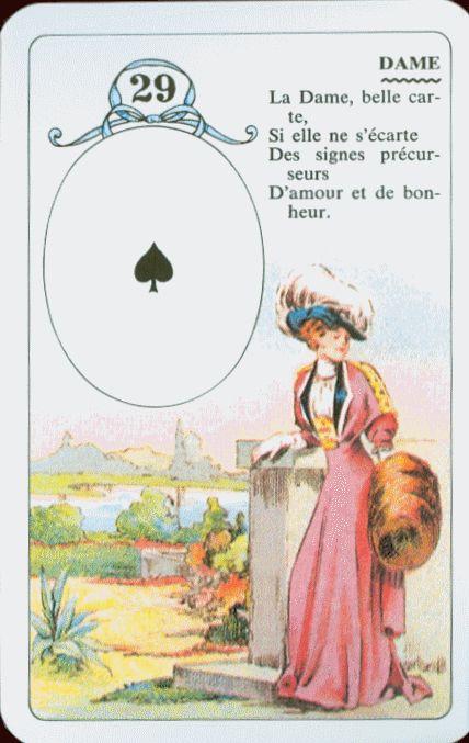 Résumé des significations des cartes de Mlle Lenormand - esoterisme-et-stef.over-blog.com