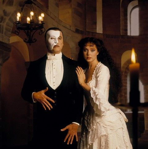 Ooperifantoom Phantom Of The Opera Sarah Brightman Opera Ghost