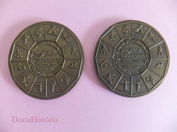 2 Medalhas em Bronze - Atletismo - Casa Senna http://sintra-lisboa.olx.pt/2-medalhas-em-bronze-atletismo-iid-462180327