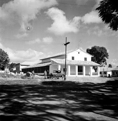 Italianadas em Sampa - Capela de São Miguel Arcanjo (São Miguel Paulista) década de 30
