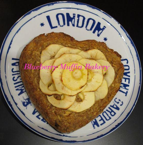 torta di mele speziata di Gordon Ramsay  di bluberry muffin bakery