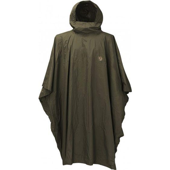 Kläder och utrustning för ditt friluftsliv Fjällräven PONCHO - Naturkompaniet