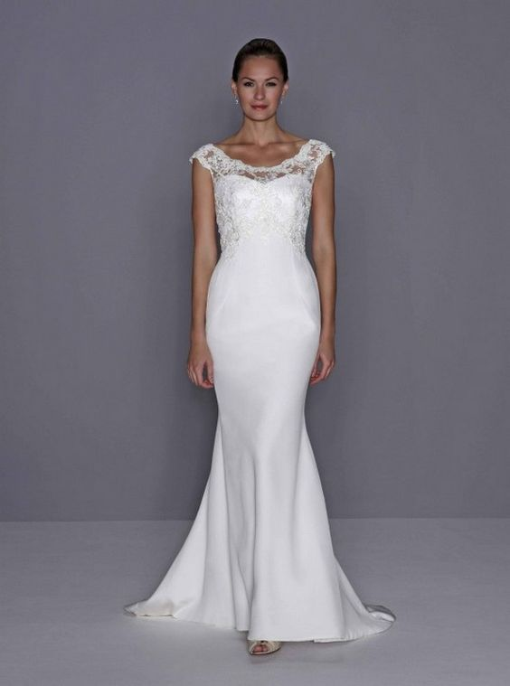 Wedding Dresses For Older Brides Second Weddings : Bride dresses dress wedding dressses second weddings