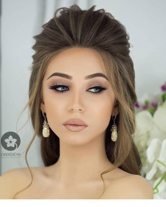 Simple And Elegant Makeup Hair Elegant Makeup Hair Makeup