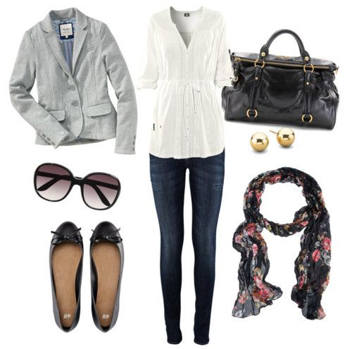 Dinner and Movie outfit..Cute