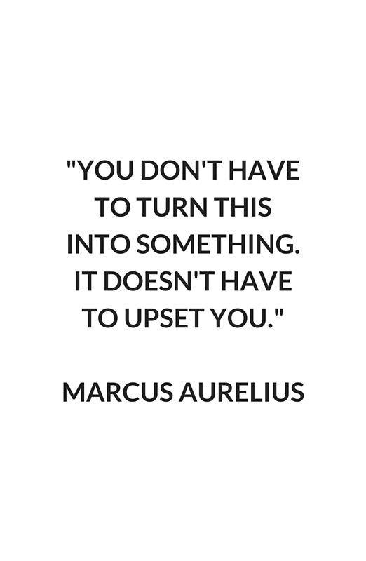 Marcus Aurelius Stoic Philosophy Quote Poster By Ideasforartists Stoicism Quotes Philosophy Quotes Stoic Quotes