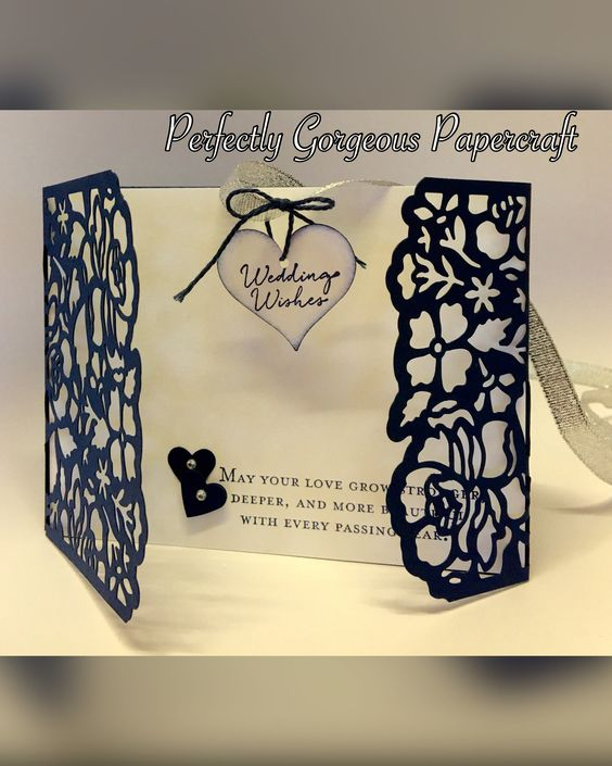 NEW detailed Floral Thinlits Created by Wendy from Perfectly Gorgeous Papercraft