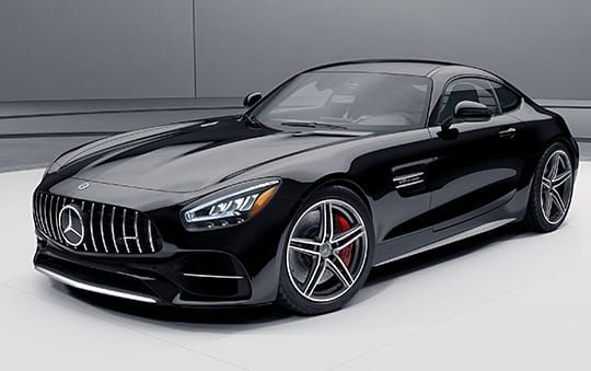2020 Mercedes Amg High Performance Gt C Coupe Sports Car