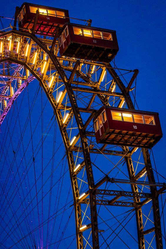 Ferris Wheel, Vienna, Austria