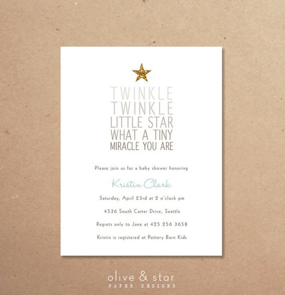 Hey, I found this really awesome Etsy listing at https://www.etsy.com/listing/160377285/glitter-twinkle-little-star-baby-shower
