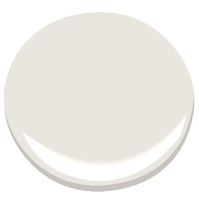 Benjamin Moore Lacey Pearl Is A Stunning Off White With A