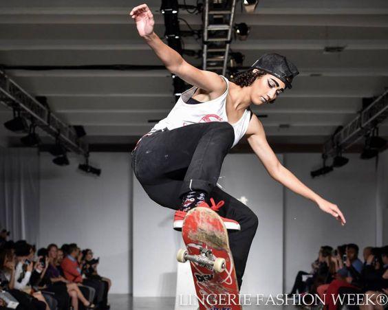 Photo credit Lingerie Fashion Week® #PlayOut