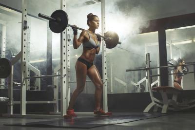 Female Bodybuilder Diet   LIVESTRONG.COM