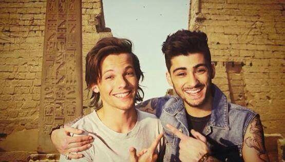 Louis & Zayn ~