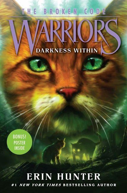 Warriors The Broken Code 4 Darkness Within In 2021 Books To Read Online Books Warrior