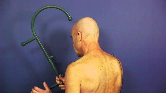 automassage de l'épaule: 4ème partie Les muscles postérieurs