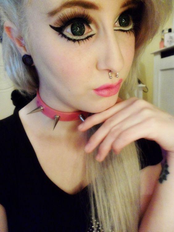 Anime makeup, Makeup t...