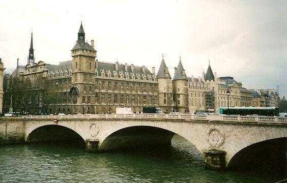 Pont au Change - Paris