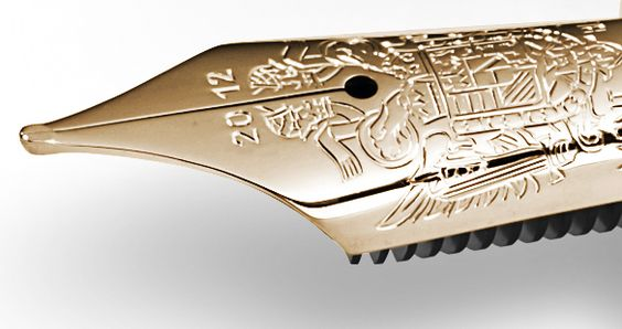 Montblanc Patron of Art Limited Edition 2012