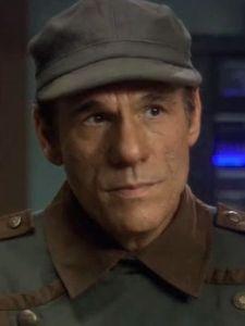 Commander Acastus Kolya photo